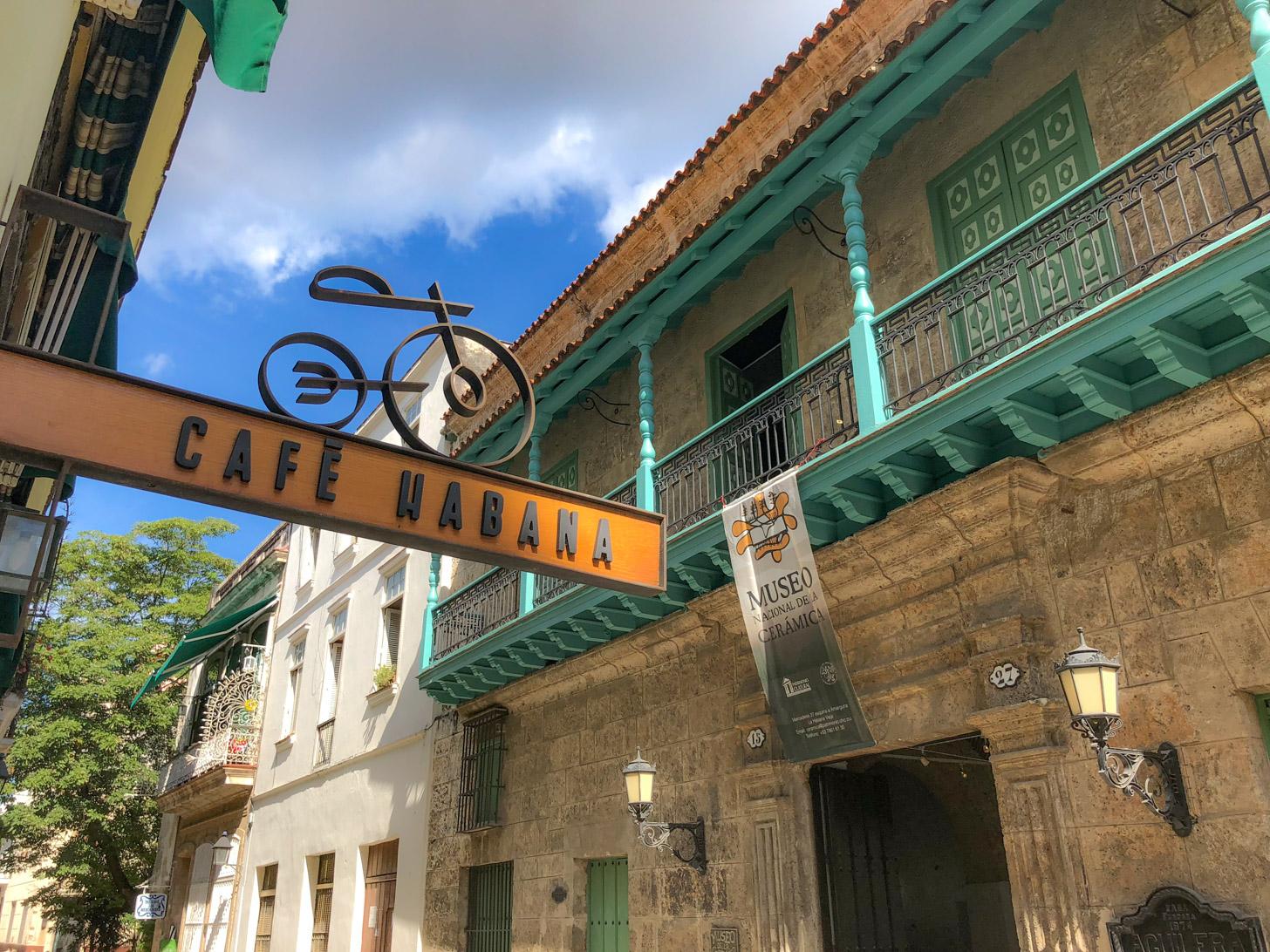 Havana tegenwoordig